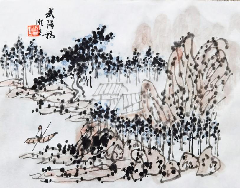 【名家题记】——张顺生(图15)